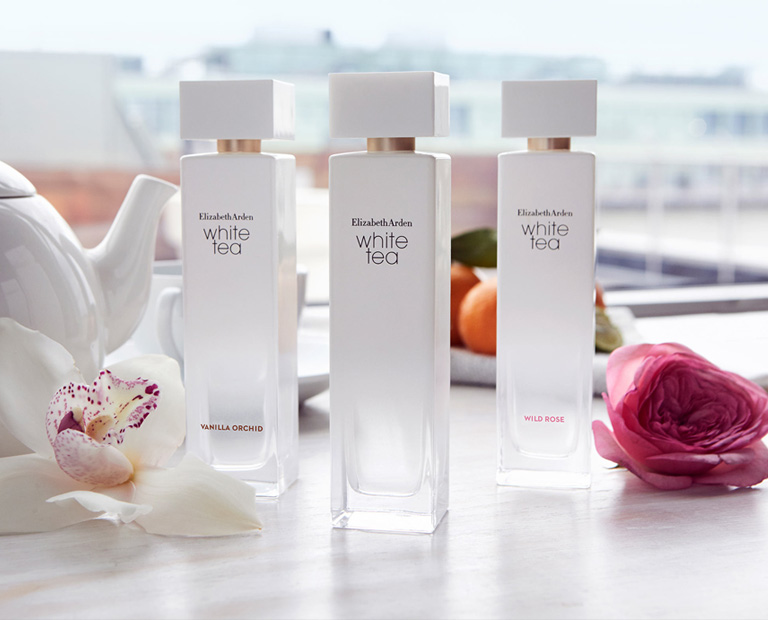 White Tea - Elizabeth Arden Italy Fragranze