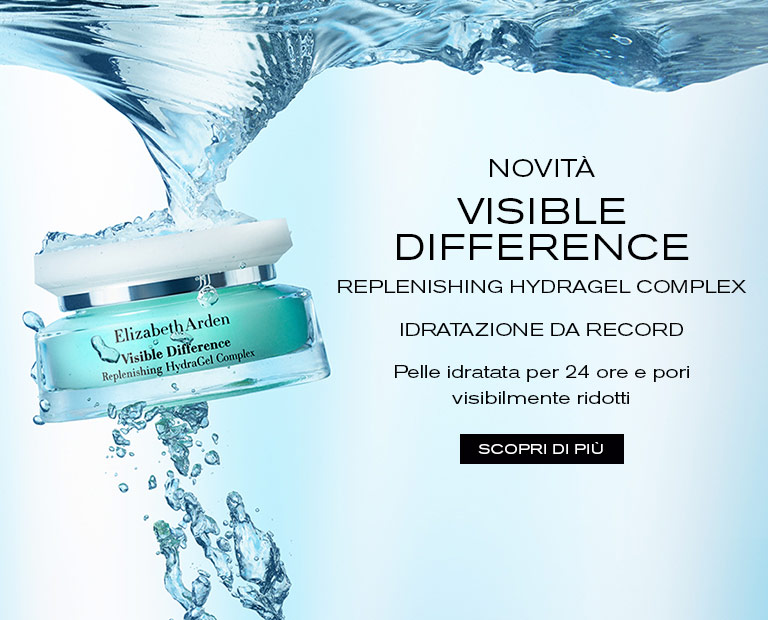 Visible Difference Replenishing Hydragel Comnplex - Elizabeth Arden Italia Skincare