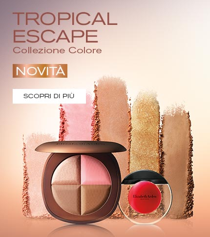 Tropical Escape - Elizabeth Arden Italia Makeup