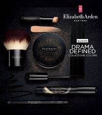 Drama Defined - Elizabeth Arden Italia Makeup