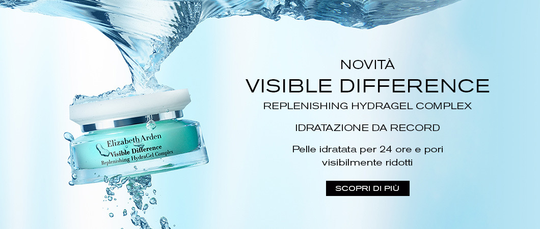 Visible Difference Replenishing Hydragel Conplex - Elizabeth Arden Italia Skincare